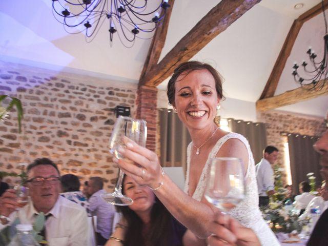 Le mariage de Cédric et Jessica à Gesnes-le-Gandelin, Sarthe 77