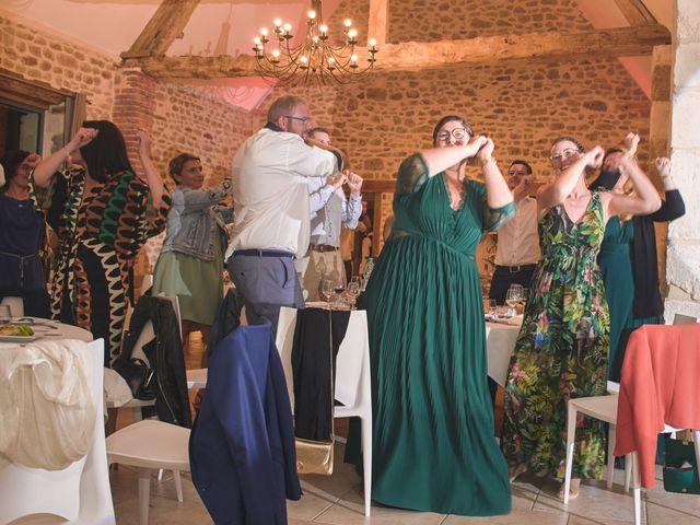 Le mariage de Cédric et Jessica à Gesnes-le-Gandelin, Sarthe 79