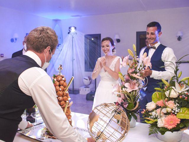 Le mariage de Cédric et Jessica à Gesnes-le-Gandelin, Sarthe 80