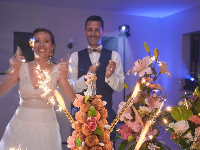 Le mariage de Cédric et Jessica à Gesnes-le-Gandelin, Sarthe 83