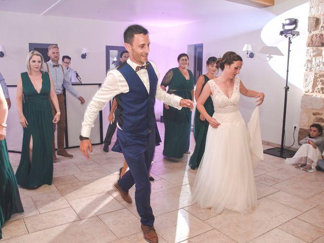Le mariage de Cédric et Jessica à Gesnes-le-Gandelin, Sarthe 89
