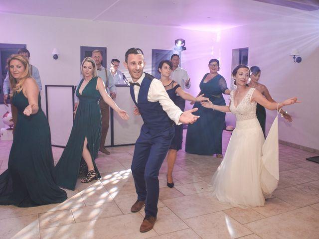 Le mariage de Cédric et Jessica à Gesnes-le-Gandelin, Sarthe 90