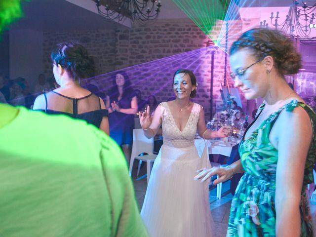 Le mariage de Cédric et Jessica à Gesnes-le-Gandelin, Sarthe 92