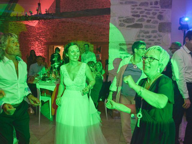 Le mariage de Cédric et Jessica à Gesnes-le-Gandelin, Sarthe 93