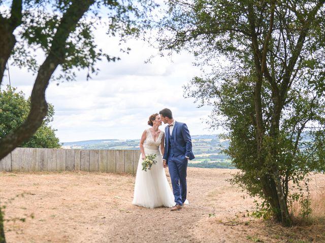 Le mariage de Cédric et Jessica à Gesnes-le-Gandelin, Sarthe 98