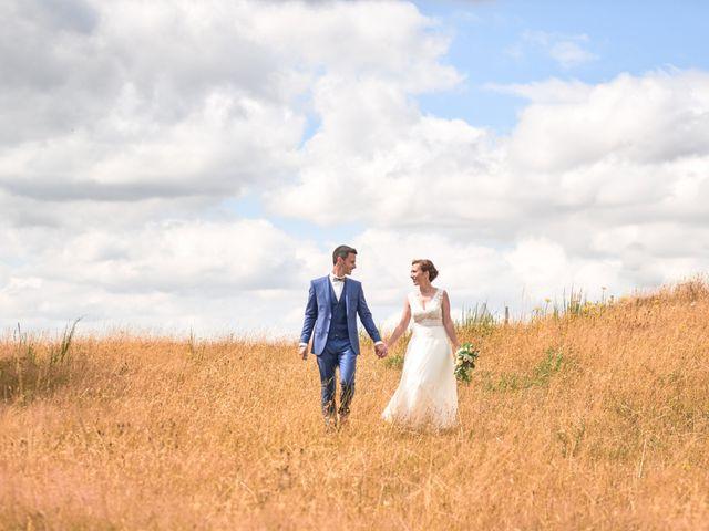 Le mariage de Cédric et Jessica à Gesnes-le-Gandelin, Sarthe 99