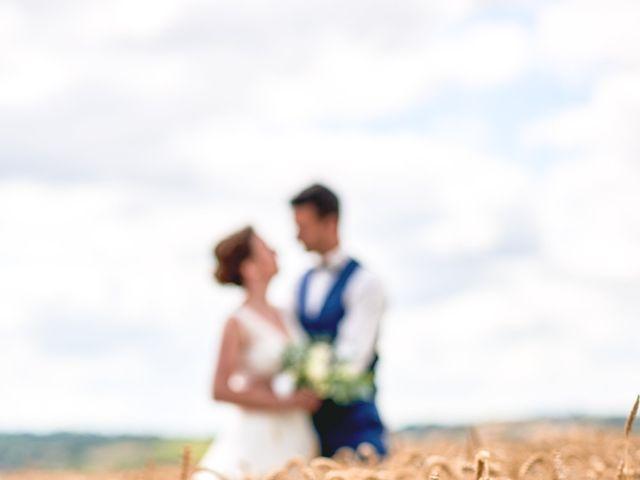 Le mariage de Cédric et Jessica à Gesnes-le-Gandelin, Sarthe 100