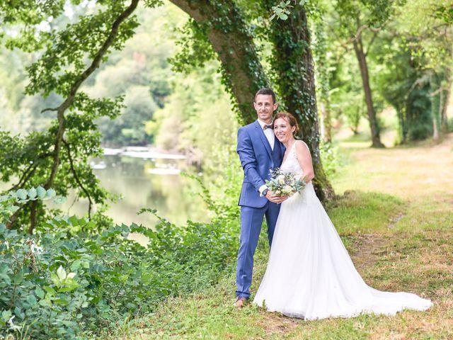 Le mariage de Cédric et Jessica à Gesnes-le-Gandelin, Sarthe 101