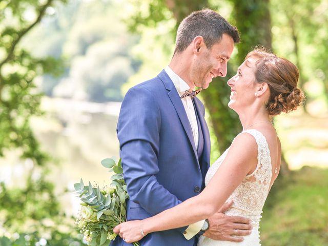 Le mariage de Cédric et Jessica à Gesnes-le-Gandelin, Sarthe 102