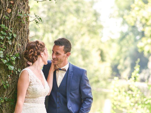 Le mariage de Cédric et Jessica à Gesnes-le-Gandelin, Sarthe 103