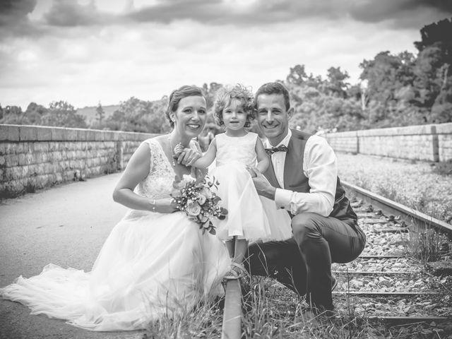 Le mariage de Cédric et Jessica à Gesnes-le-Gandelin, Sarthe 105