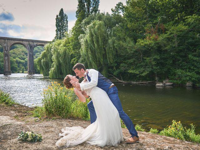 Le mariage de Cédric et Jessica à Gesnes-le-Gandelin, Sarthe 109
