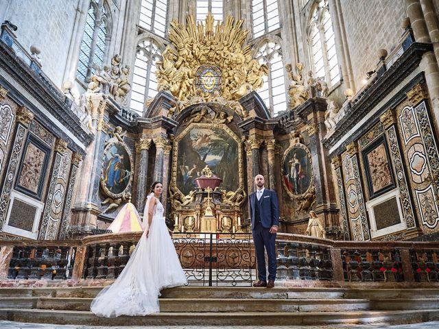 Le mariage de Romain et Audrey à Les Arcs, Var 58