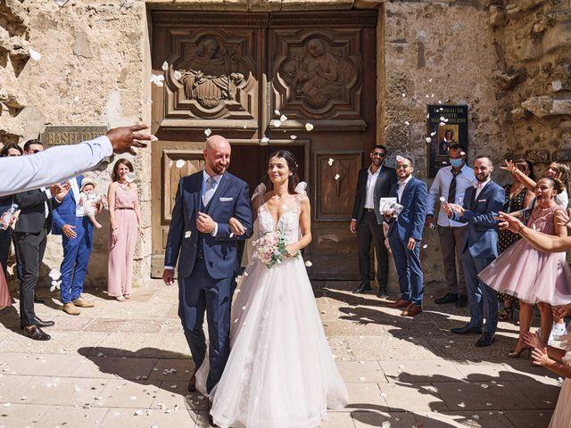 Le mariage de Romain et Audrey à Les Arcs, Var 61