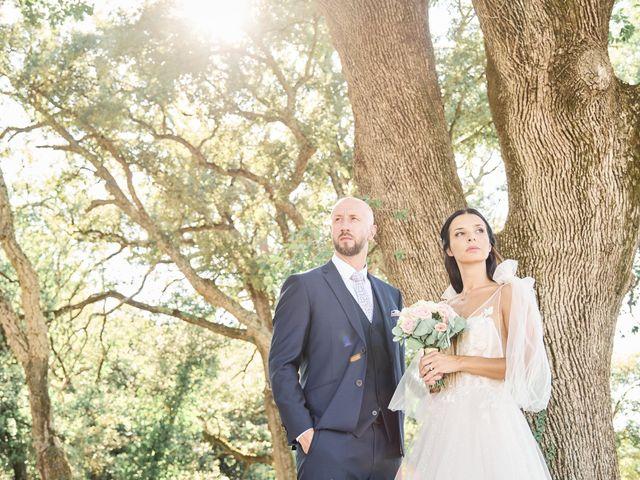Le mariage de Romain et Audrey à Les Arcs, Var 69