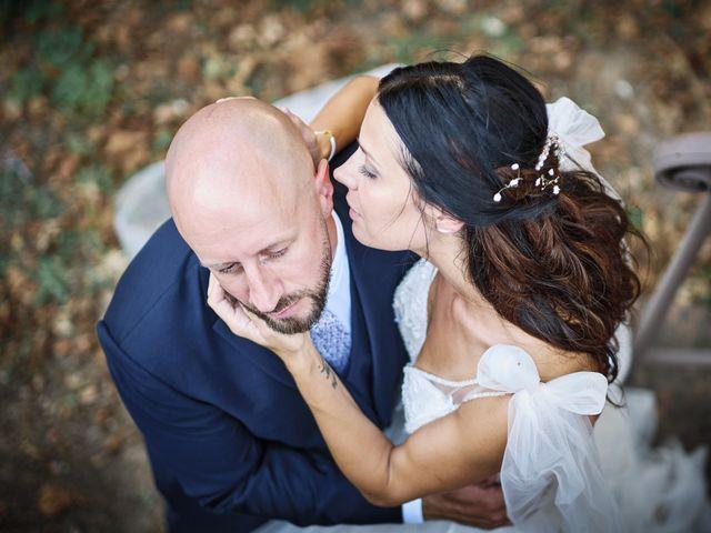 Le mariage de Romain et Audrey à Les Arcs, Var 71