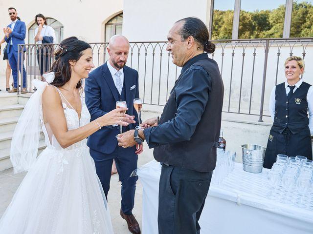 Le mariage de Romain et Audrey à Les Arcs, Var 77