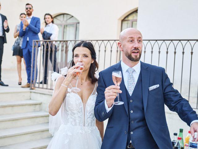 Le mariage de Romain et Audrey à Les Arcs, Var 78