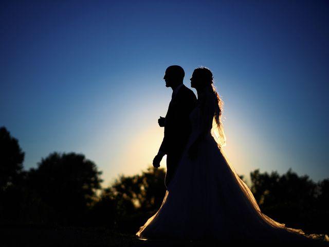 Le mariage de Romain et Audrey à Les Arcs, Var 94