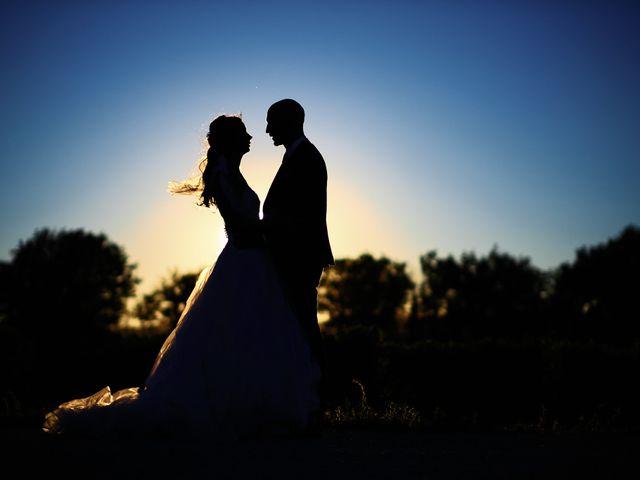 Le mariage de Romain et Audrey à Les Arcs, Var 95