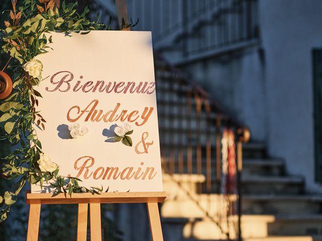 Le mariage de Romain et Audrey à Les Arcs, Var 96