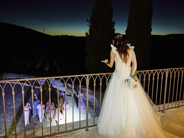 Le mariage de Romain et Audrey à Les Arcs, Var 100