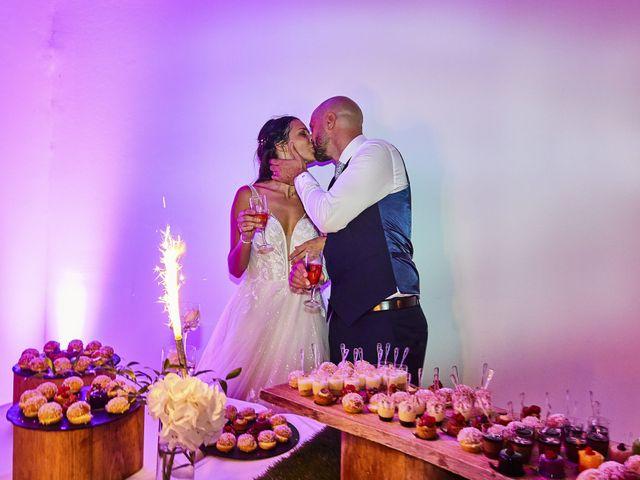 Le mariage de Romain et Audrey à Les Arcs, Var 135