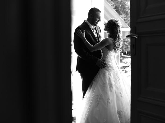 Le mariage de Cédric et Elise à Flagey-Échézeaux, Côte d'Or 29
