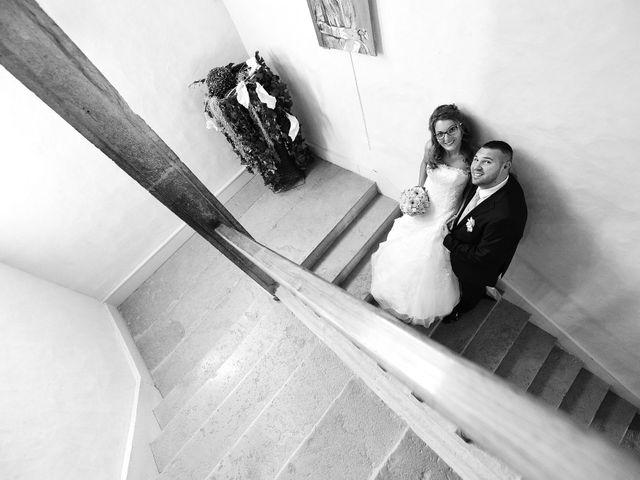 Le mariage de Cédric et Elise à Flagey-Échézeaux, Côte d'Or 34
