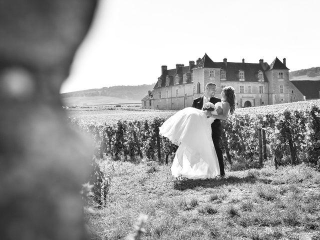 Le mariage de Cédric et Elise à Flagey-Échézeaux, Côte d'Or 38