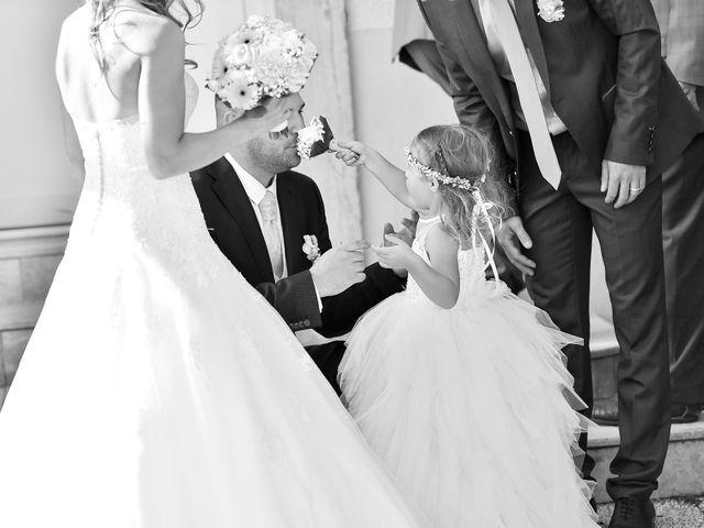 Le mariage de Cédric et Elise à Flagey-Échézeaux, Côte d'Or 39