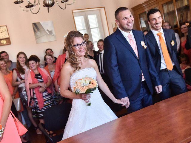 Le mariage de Cédric et Elise à Flagey-Échézeaux, Côte d'Or 40