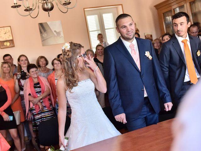 Le mariage de Cédric et Elise à Flagey-Échézeaux, Côte d'Or 43