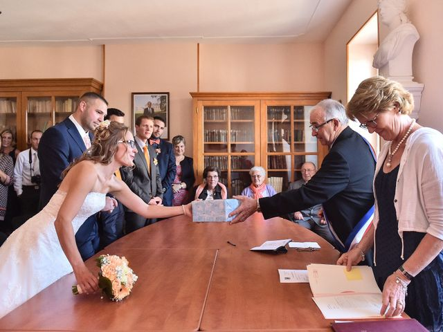 Le mariage de Cédric et Elise à Flagey-Échézeaux, Côte d'Or 50