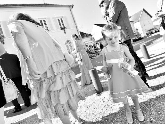 Le mariage de Cédric et Elise à Flagey-Échézeaux, Côte d'Or 54