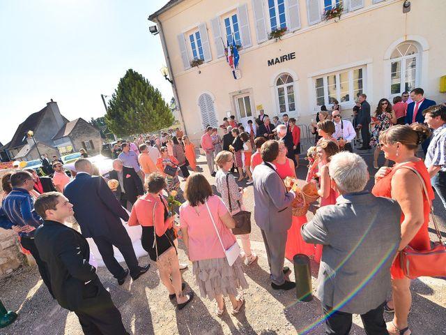 Le mariage de Cédric et Elise à Flagey-Échézeaux, Côte d'Or 55