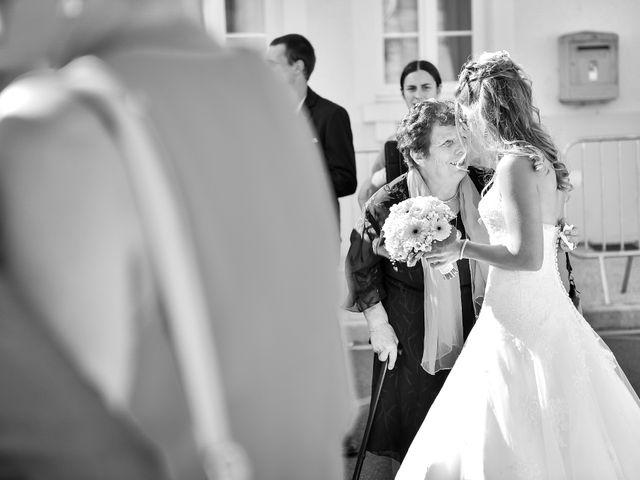Le mariage de Cédric et Elise à Flagey-Échézeaux, Côte d'Or 56