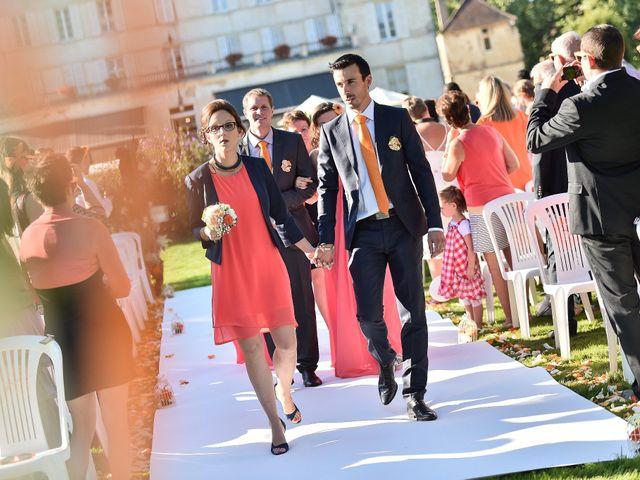 Le mariage de Cédric et Elise à Flagey-Échézeaux, Côte d'Or 63