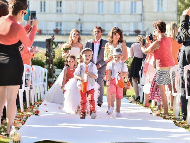 Le mariage de Cédric et Elise à Flagey-Échézeaux, Côte d'Or 65