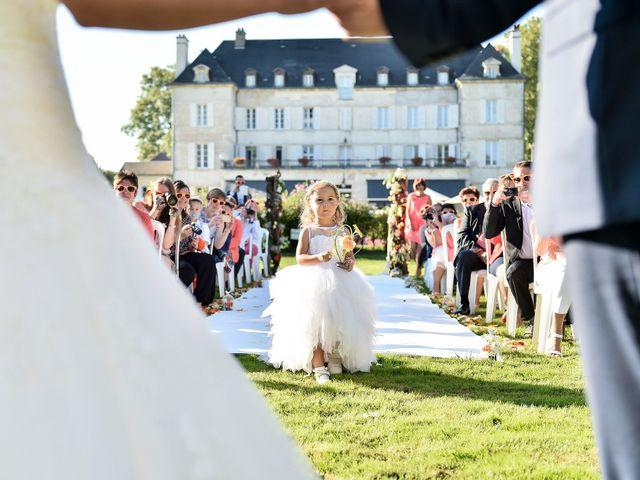 Le mariage de Cédric et Elise à Flagey-Échézeaux, Côte d'Or 73