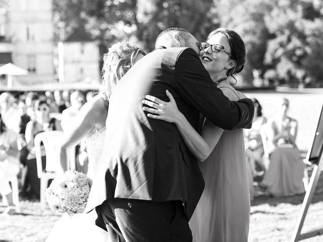 Le mariage de Cédric et Elise à Flagey-Échézeaux, Côte d'Or 75