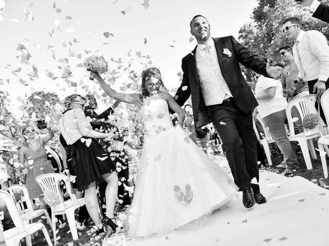 Le mariage de Cédric et Elise à Flagey-Échézeaux, Côte d'Or 78