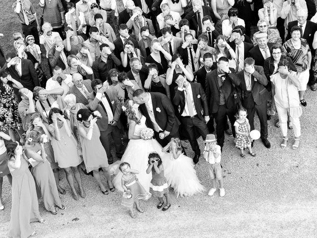 Le mariage de Cédric et Elise à Flagey-Échézeaux, Côte d'Or 82