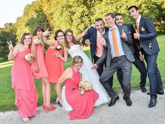 Le mariage de Cédric et Elise à Flagey-Échézeaux, Côte d'Or 87