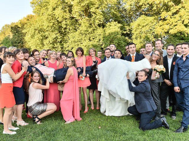 Le mariage de Cédric et Elise à Flagey-Échézeaux, Côte d'Or 88