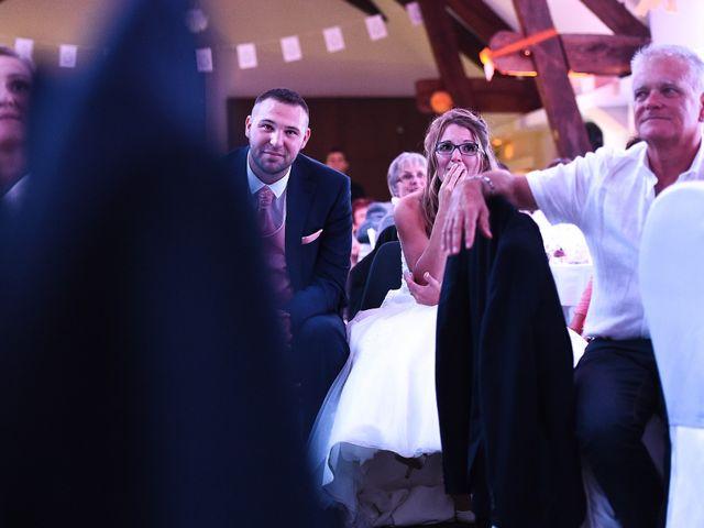 Le mariage de Cédric et Elise à Flagey-Échézeaux, Côte d'Or 115