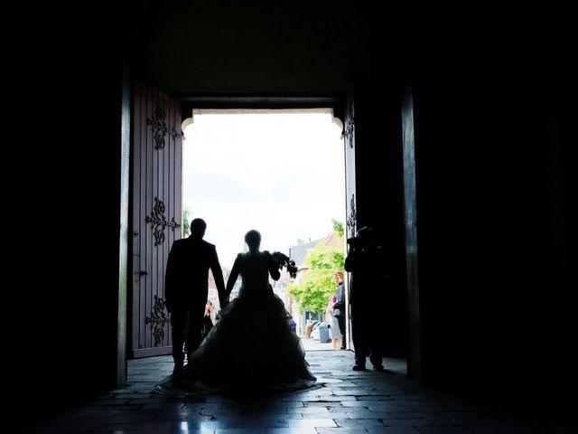 Le mariage de Sébastien et Cynthia à Halluin, Nord 8