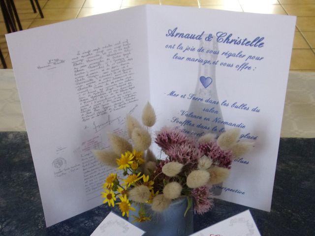 Le mariage de Arnaud et Christelle à Querqueville, Manche 19