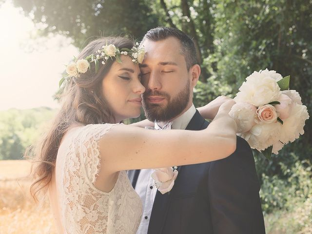 Le mariage de Julien et Victorine à Cergy-Pontoise, Val-d'Oise 17