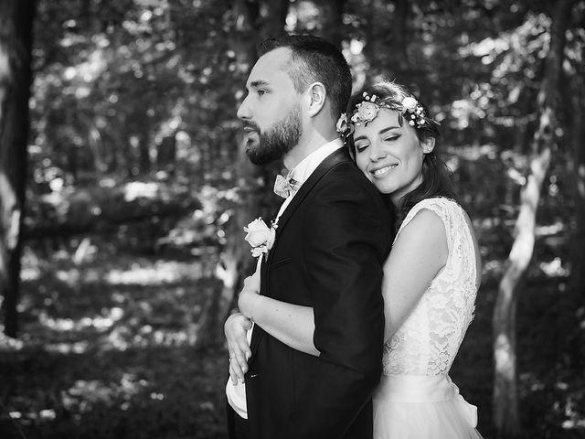 Le mariage de Julien et Victorine à Cergy-Pontoise, Val-d'Oise 18